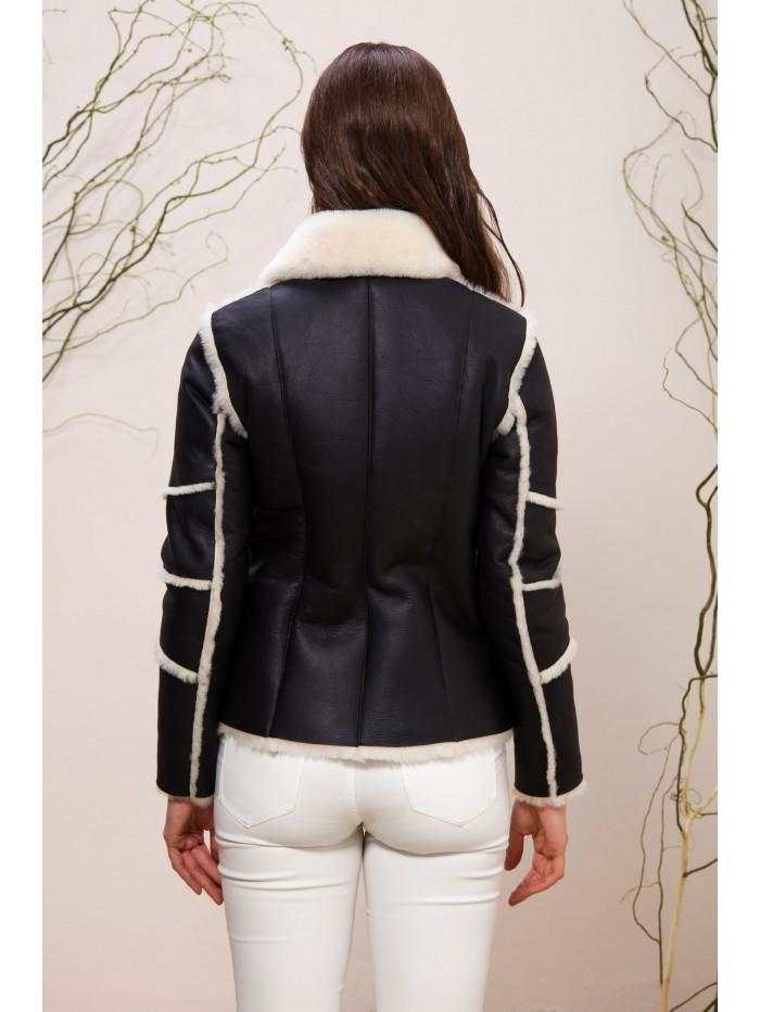 Emelda Shearling Jacket
